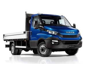 2014 Iveco Daily Chassis Cab 001