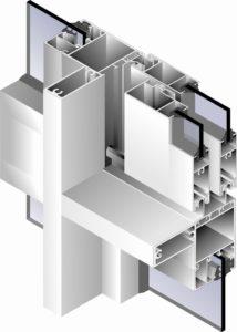 витражное остекление балконов КП40