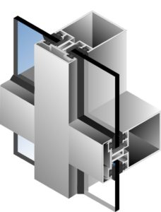 витражное остекление балконов КП50