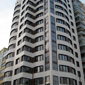 Остекление многоэтажных домов