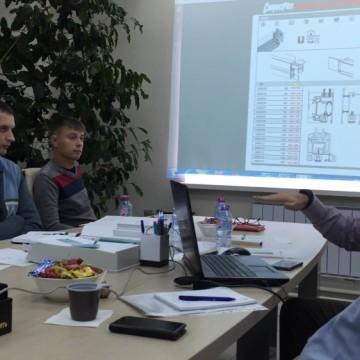Компания «KRAAS» посетила ежегодную конференцию конструкторов СИАЛ