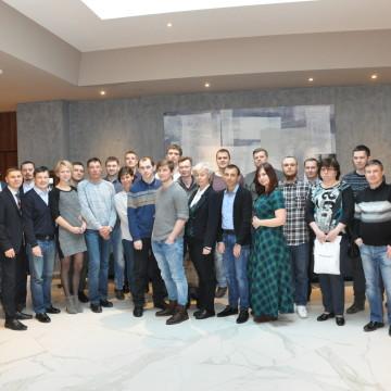 Профессионалы «KRAAS» приняли участие в конференции по развитию алюминиевых систем