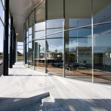 Стоечно-ригельный фасад СИАЛ и ALT-F50